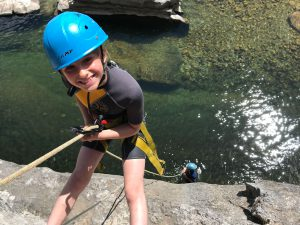 Aquatic adventure course – 1/2 day