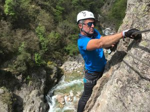 Via Ferrata – Pont du Diable