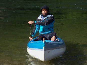 Jako (gérant et moniteur kayak, escalade & canyon)